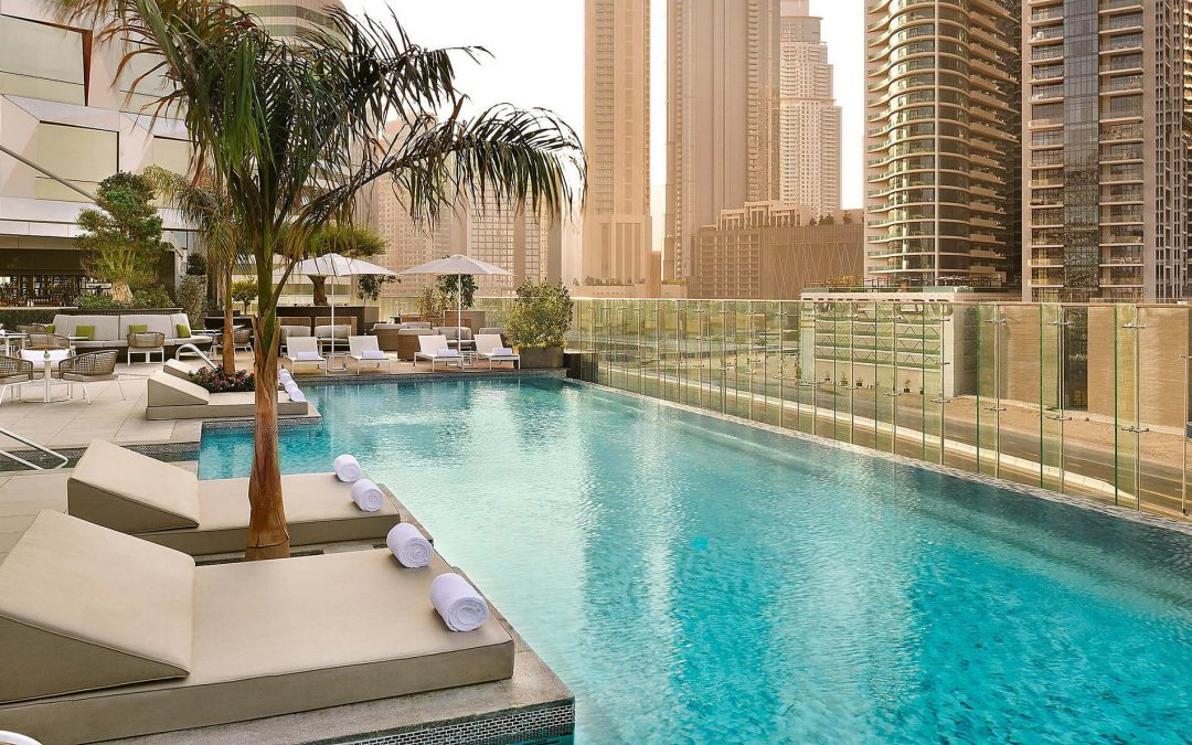 Hotel Indigo Dubai Downtown